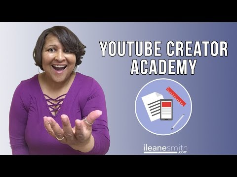 Watch 'Why Should You Join YouTube Creator Academy? '