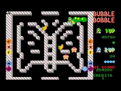 bubble bobble atari oyunu