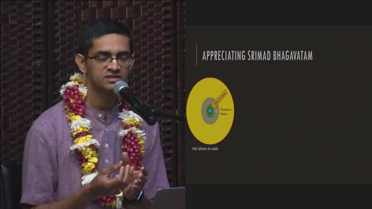 Vedic Cosmology - Part 4 by HG Vrindavan Priya Das, 07-28-18