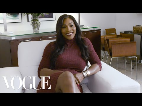 Tennis Star Serena Williams Answers 73 Questions for