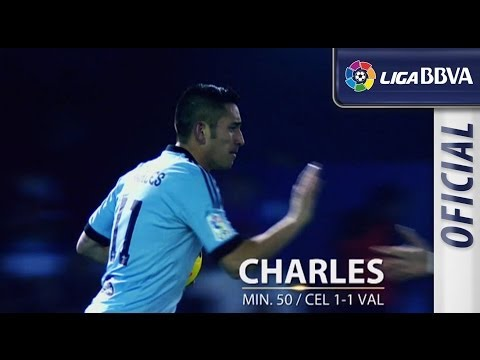 Edición limitada: Celta de Vigo (2-1) Valencia CF - HD (видео)
