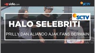 Video Asiknya Prilly dan Aliando Ajak Fans Bermain - Halo Selebriti 17/11/15 MP3, 3GP, MP4, WEBM, AVI, FLV Februari 2019