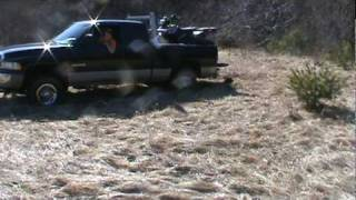F150 Standard pulling out Dodge diesel