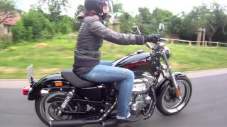 3. 2013 Harley-Davidson Sportster Super Low XL883L