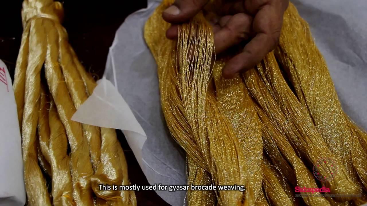 Zari Making in Varanasi