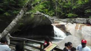 Franconia (NH) United States  city pictures gallery : The Basin at Franconia Notch New Hampshire USA