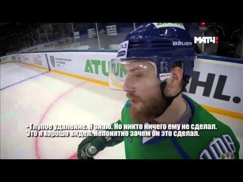Закулисье КХЛ.  Специальный репортаж от 31.03.2016 (видео)