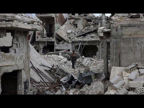 Συμφωνία για την απομάκρυνση τραυματιών από τη Γούτα