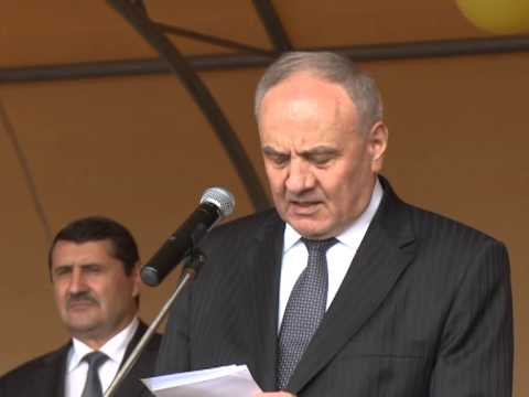 President of the Republic of Moldova Nicolae Timofti participated in the events dedicated to the Floresti City's Day