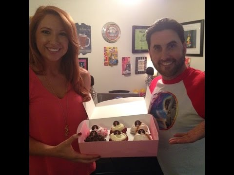 The Napzok Files with Stacy Howard, Cupcakes, and Mark Reilly