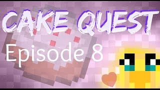 Cake Quest : Nether Cake??? - [8]