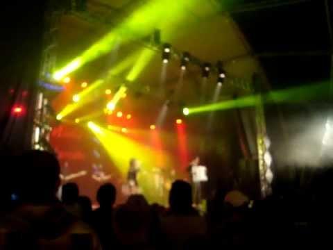 22º Rodeio Show de Trombas-GO - Maída e Marcelo_2012