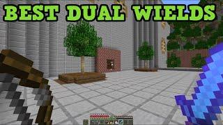 Minecraft 1.9 Tutorial: BEST Dual Wielding