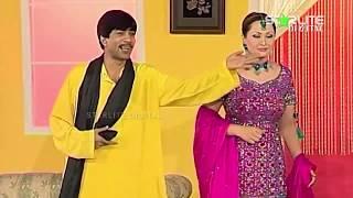 Sajan Abbas and Nargis | New Pakistani Stage Drama Full Comedy Clip | Pk Mast
