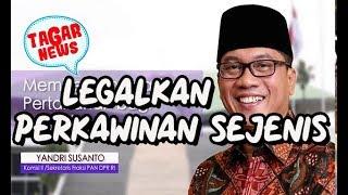 Video Biadab! Yandri Susanto-Caleg PAN Latih Relawan Sebar Isu Pelegalan Perkawinan Sejenis? MP3, 3GP, MP4, WEBM, AVI, FLV Maret 2019