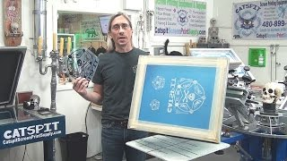 Here's a very cool new screenprinting video about a couple of questions I get asked often. I like to make videos about the most common questions I get through email and other social media venues. This educational video is about 2 questions I get asked almost every week from new and beginning screen printers. Who owns the artwork and who owns the screens? Since people come into our screen print shops with varying degrees of finished art, many people often ask who then owns the artwork. This video explains that briefly and touches on why and when you would own the artwork. The other question I get asked very often is who owns the screens? Again this could be a confusing topic for some but I give you a pretty simple answer that should help you out. So if you have ever worked with customer art or created the art from scratch for a customer, then you may want to check out this video and learn a little about artwork ownership. If you have ever had a customer ask to take their screens with them, then you may also want to watch this short tutorial video where you get an idea of what's what. Always remember in critical cases to consult a copyright lawyer and seek professional guidance. Buy screen printing screens:http://catspitscreenprintsupply.com/aluminum-pre-stretched-screens/ Don't forget I offer FREE SHIPPING on screen printing equipment anywhere in the continental US and all crating or boxing fees are included in the pricing! PLUS no sales tax except in California. Enjoy the video and thanks for watching!http://catspitscreenprintsupply.com/screen-printing-equipment/ See what screen printing supplies we have ready in Phoenix for pick up: http://catspitscreenprintsupply.com/phoenix-screen-printing-supplies-store/Screen printing equipment and supplies store, Phoenix Arizona. Come in for a visit!480-899-9089http://catspitscreenprintsupply.com/Please Subscribe!http://www.youtube.com/user/CatspitProductionsVideo Uploads:http://www.youtube.com/user/CatspitProductions/videos?v