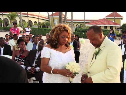 Bishop Alfred & CoPastor Susie Owens 40th Wedding Video