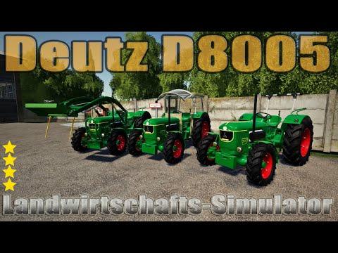 Deutz D8005 v1.1.0.0