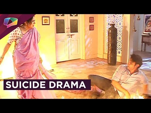 Dayavanti to attempt suicide in Naamkaran
