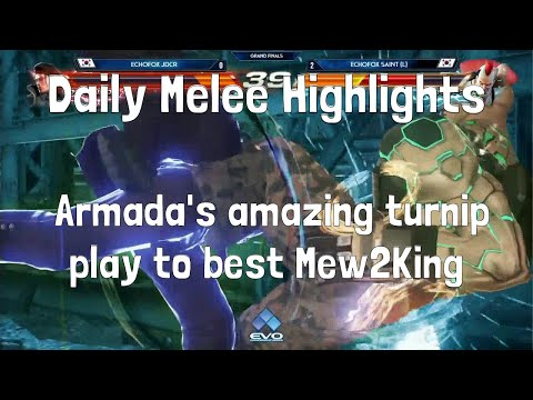 gratis download video - Daily-Melee-Highlights-Armadas-amazing-turnip-play-to-best-Mew2King