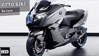 5. NICE ONE!!!2018 BMW C650GT Price & Spec
