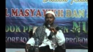PENGAJIAN/CERAMAH AGAMA BAHASA MADURA. K.H. MALIK SANUSI SYAM. TERBARU