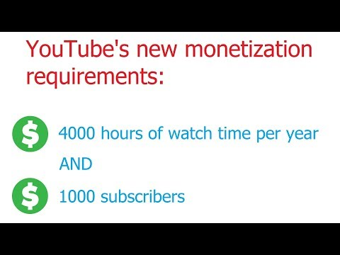Good evening messages - YouTube Monetization Changes begin today