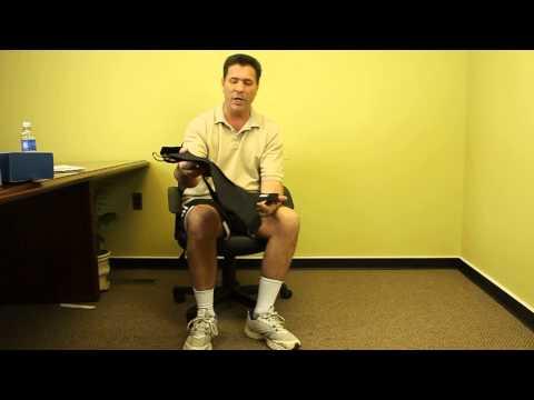 Hinged Knee Brace Application Instruction