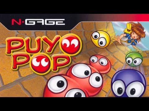 Puyo Pop -- Przegląd gier N-Gage #10