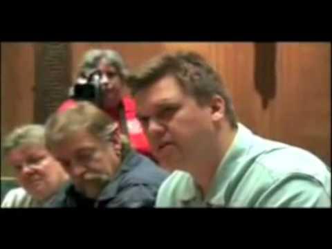 UAW worker speaks truth to power in Sen Shelby's office