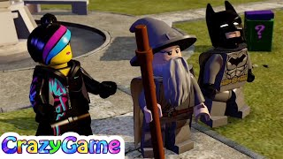 Part 8 of 100% guide of LEGO Dimensions Complete gameplay walkthrough for PlayStation 4, Xbox One, PlayStation 3, Wii U, Xbox 360 walkthrough. Below is a link to my LEGO Dimensions series playlist:LEGO Dimensions (PS4) Walkthrough Playlist:https://www.youtube.com/playlist?list=PL8CJ901elwTebkhj7t6Py_3-Pm3OWegL5FOR MORE:https://www.lego.com/en-us/dimensionsBUY DISC:https://www.playstation.com/en-us/games/lego-dimensions-ps4/MORE VIDEOS:https://www.youtube.com/crazygaminghub/videosSUBSCRIBE:https://www.youtube.com/crazygaminghub?sub_confirmation=1#legodimensions #batman #wyldstyle #gandalf #keystone #saruman #lexluthor #masterchen