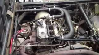 9. Kawasaki Mule Diesel Test Run