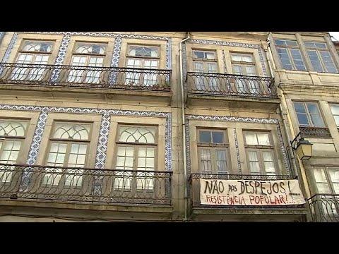 Πορτογαλία: Ξεσηκωμός κατά των βραχυχρόνιων μισθώσεων (τύπου Airbnb)…