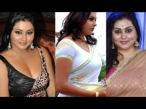 Namitha  Saree Hot And Spicy Collections Pics