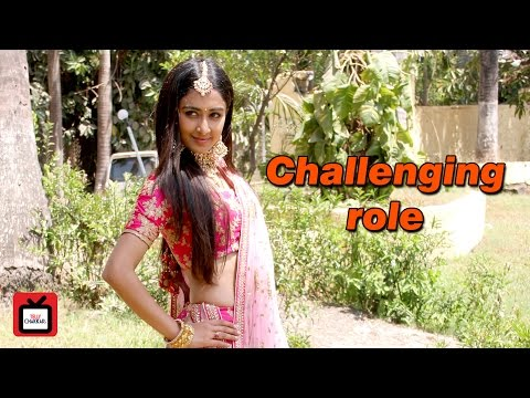 Farnaz Shetty opens up on challenges of playing Ma