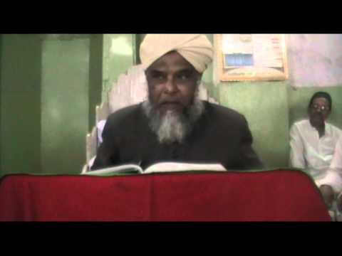 Dars e Quran By Dr Hafiz Shaikh Ahmed Mohiuddin Sharfi Sahab - 19th January 2014