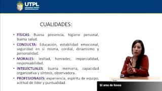 UTPL EL AMA DE LLAVES [(ADMINISTRACIÓN TURÍSTICAS Y HOTELERAS) (TÉCNICAS HOTELERAS)]