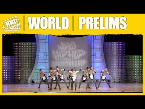 Kani Krew - New Zealand (Varsity) @ HHI's 2013