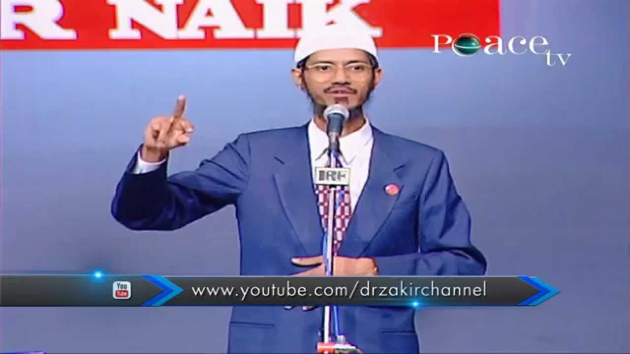 Concept of God in Major Religions by Dr Zakir Naik | Part 4 | Q&A