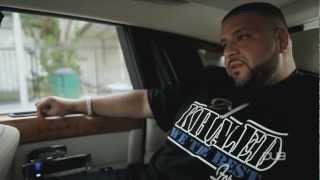 DJ Khaled - The DUB Magazine Project