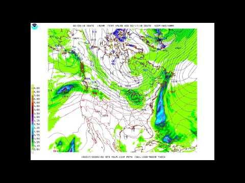 Iowa Weather Report February 9th 2016