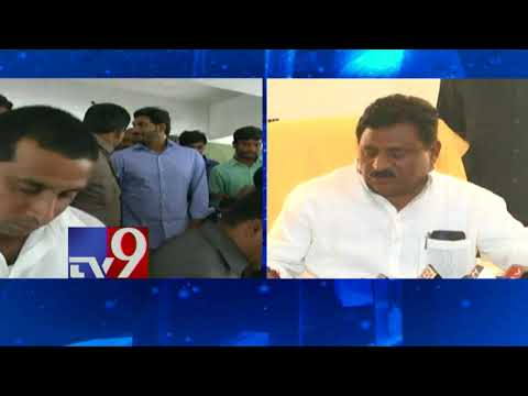 AP Dy CM Chinarajappa on CBI Court rejects YS Jagan's petition
