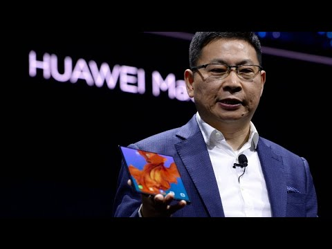 Mobilfunk-Messe »Mobile World« Barcelona: Huawei pr ...