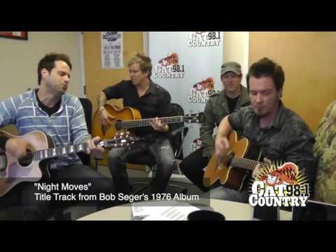 Parmalee – Night Moves (Acoustic)