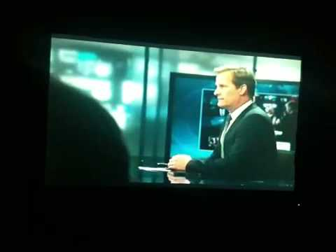 The Newsroom Season 1, episode 4, last 5 minutes