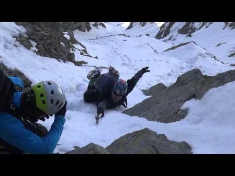 VIDEO: Vysoká v jesenných podmienkach