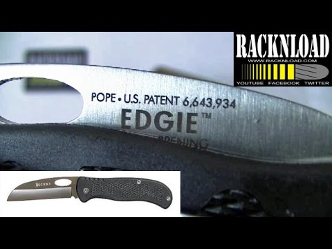 CRKT Edgie **FULL REVIEW** by RACKNLOAD (видео)