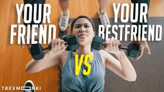Video Your Friend VS Your Bestfriend - 9 Different Situations MP3, 3GP, MP4, WEBM, AVI, FLV Desember 2018
