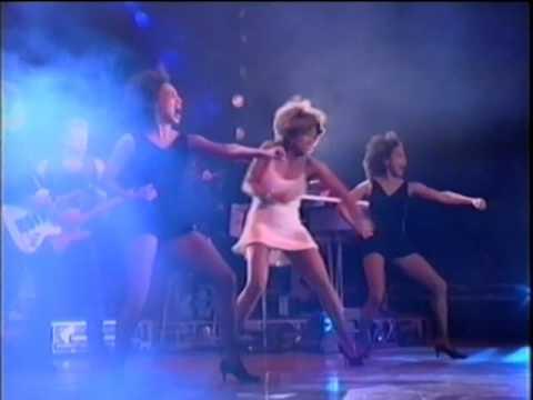 Tina Turner - Proud Mary - 1993