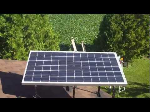 My DIY Home Solar System